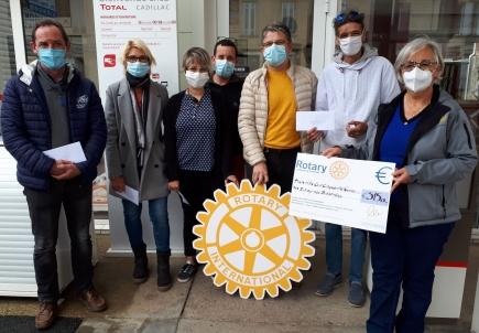 Aide financière aux entreprises sinistrées pendant les crues de la Garonne